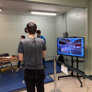 DMA Lite Virtual Reality of New School