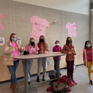 Pink Shirt Day (anti-bullying)